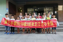 """二年(3)班岸芷汀兰小分队:""""我爱阅读,知识点亮智慧""""读书沙龙活动"""
